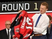The Ottawa Senators have signed 2018 first-round pick Brady Tkachuk to an entry-level deal.
