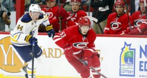 The Buffalo Sabres and Jeff Skinner are not focusing on a contract extension just yet.