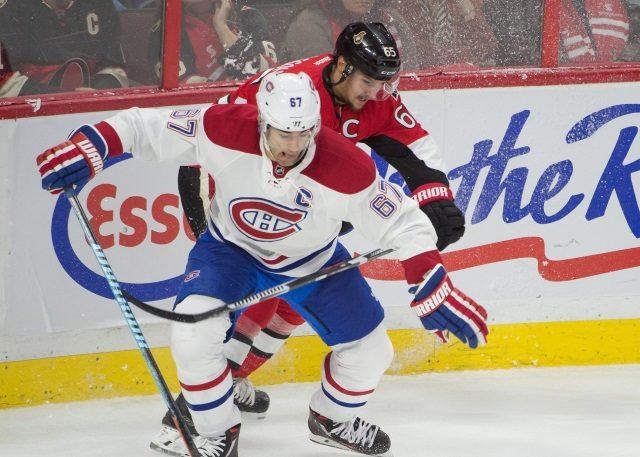 NHL Rumors: Golden Knights Still A Fit For Erik Karlsson     Trading
