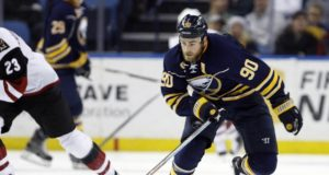 The Arizona Coyotes had talked to the Buffalo Sabres about Ryan O'Reilly at the draft.