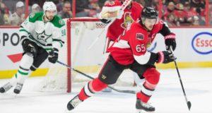 The Dallas Stars remain interested in Ottawa Senators defenseman Erik Karlsson, but they won't include Miro Heiskanen.