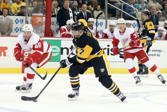 NHL Rumors  Red Wings and the Salary Cap ... Penguins and Cullen ... 6988da58dba