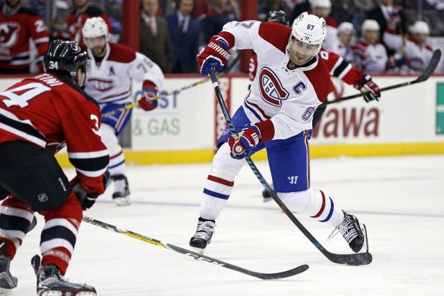 Marriage between the Montreal Canadiens and Max Pacioretty appears to be over. Steven Santini and New Jersey Devils contract talks progressing.