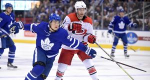 The Carolina Hurricanes called the Toronto Maple Leafs about William Nylander but were told No.