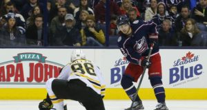 The Boston Bruins have the assets and almost the salary cap space for Artemi Panarin.