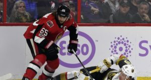 The Vegas Golden Knights may not be closing the door a potential Erik Karlsson trade.