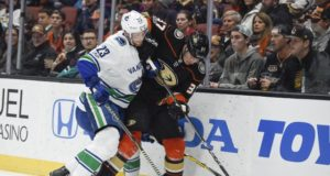 The Vancouver Canucks haven't asked Alex Edler to waive his no-trade clause. Nick Ritchie and Anaheim Ducks not close to a deal.