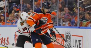 The Edmonton Oilers and Darnell Nurse sign a two-year bridge deal.