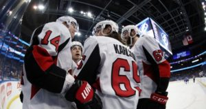 The Ottawa Senators can only go down from here