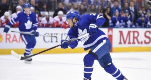 The Toronto Maple Leafs and William Nylander continue to work on a contract, but he could miss the start of training camp.