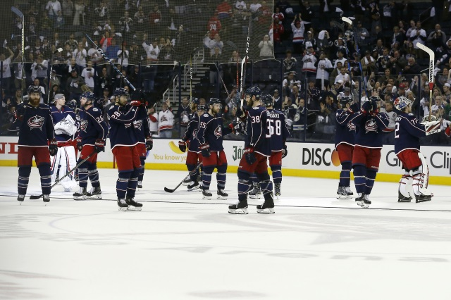 How Columbus Blue Jackets Can Win The Stanley Cup. . . And Why they Won't