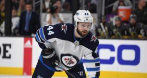 The Winnipeg Jets sign restricted free agent defenseman Josh Morrissey to a bridge deal