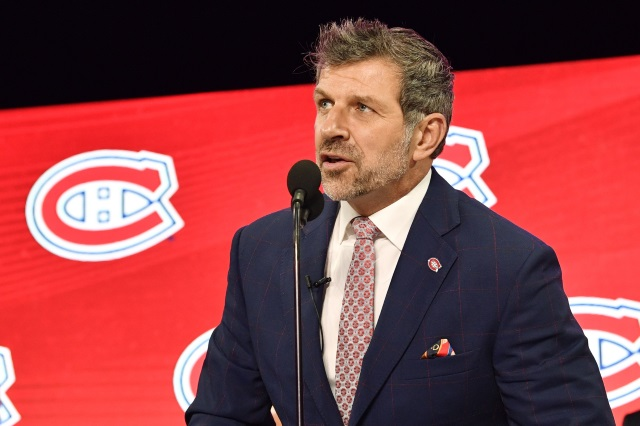 GM Marc Bergevin has work to do with Montreal Canadiens
