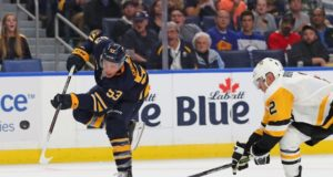 The Buffalo Sabres and Jeff Skinner will wait till the season gets going before getting into contract talks.