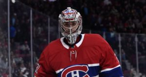 Carey Price and the Montreal Canadiens closed within points of the Stanley Cup playoffs.