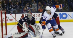 The New York Islanders would be one team that would be interested in Sergei Bobrovsky if he was available.