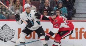 The Ottawa Senators have traded defenseman Erik Karlsson to the San Jose Sharks