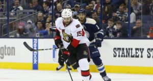 The Ottawa Senators put Zack Smith on waivers. Seth Jones has a lower-body injury.