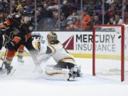 Anaheim Ducks and RFA Nick Ritchie getting close on a deal.