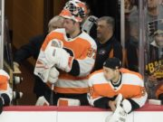 The Philadelphia Flyers goaltending woes continue