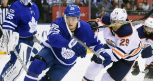 Edmonton Oilers GM said he's not chasing Toronto Maple Leafs restricted free agent William Nylander.