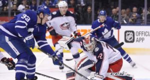 Sergei Bobrovsky may have told the Columbus Blue Jackets where he would consider playing.