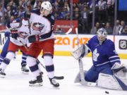 Dreger doesn't know if the Toronto Maple Leafs have interest in Columbus Blue Jackets Josh Anderson this season.