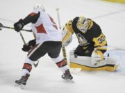 Matt Murray could play tonight. Cody Ceci one of three Senators put on the IR.