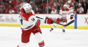 Justin Williams is the top free agent winger in our over 35 class.
