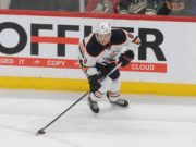 The Edmonton Oilers have placed Ty Rattie on the IR.