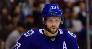 Vancvouver Canucks defenseman Alexander Edler is one Western Conference player that could be traded before the NHL trade deadline.
