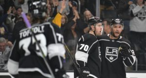 Teams are calling the Los Angeles Kings about Tyler Toffoli, Tanner Pearson and Alec Martinez.