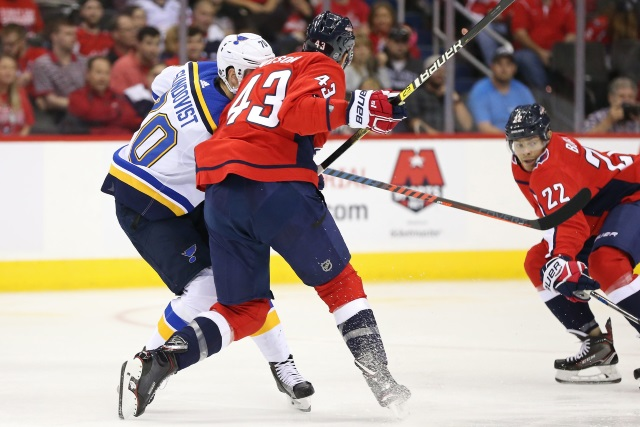 Nhl Suspension The Nhl Suspends Tom Wilson For 20 Games