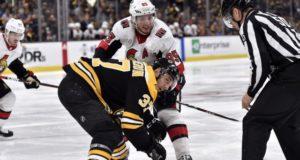 Matt Duchene confirms his agent met with Ottawa Senators GM earlier this week.