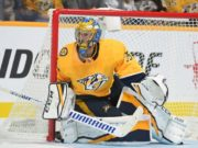 The Nashville Predators and Pekka Rinne have held preliminary talks.