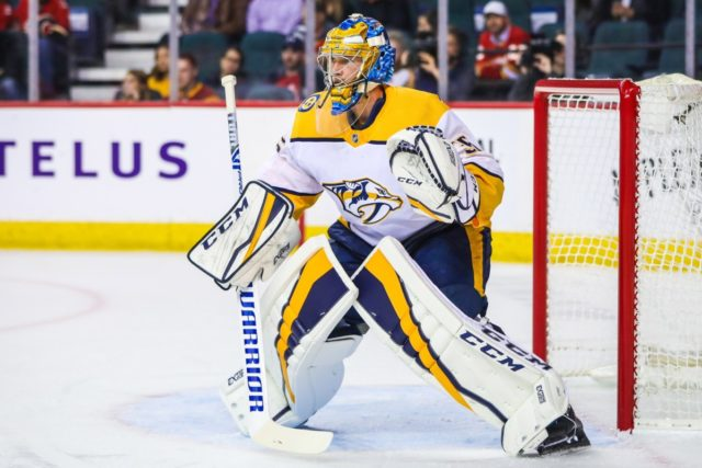 Pekka Rinne and the Nashville Predators face some chances in the offseason.
