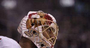 The Ottawa Senators paid tribute to the late Ray Emery last night.