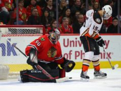 Corey Crawford could return tonight. Ryan Getzlaf could be ready to return on the weekend.