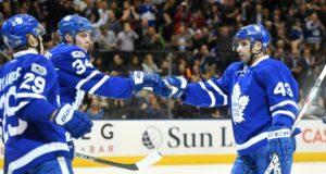 One executive wonders if the Toronto Maple Leafs look to move Nazem Kadri's salary after the season.