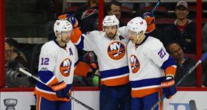 The New York Islanders name Anders Lee as team captain.