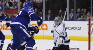 The LA Kings activate Jonathan Quick from the IR. Auston Matthews awaiting clearance from doctors.