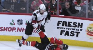 The Arizona Coyotes have traded forwards Dylan Strome and Brendan Perlini to the Chicago Blackhawks for forward Nick Schmaltz.