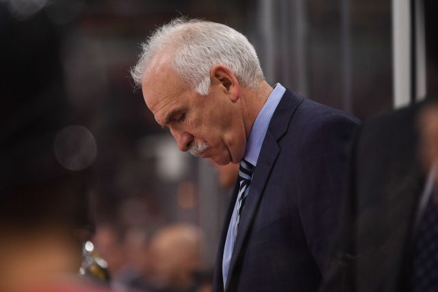 The Chicago Blackhawks fired Joel Quenneville. The Los Angeles Kings fired John Stevens. It may not matter much for either team.
