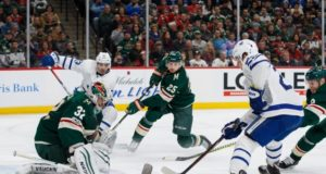 The Minnesota Wild are one team that Toronto Maple Leafs GM Kyle Dubas has met with about William Nylander.
