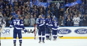 Taking a look the Tampa Bay Lightning at the quarter mark of the season.
