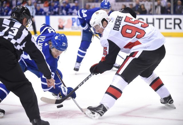 Nylander tradad till washington