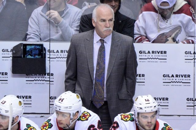 Looking at five potential landing spots for Joel Quenneville.