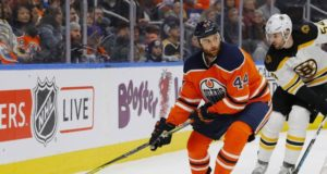 Zack Kassian didn't ask the Edmonton Oilers for a trade.