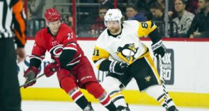 The Carolina Hurricanes and Pittsburgh Penguins are two teams that are still looking to make moves.