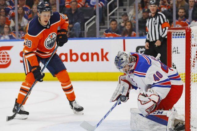 Tension building between the Edmonton Oilers and Jesse Puljujarvi.
